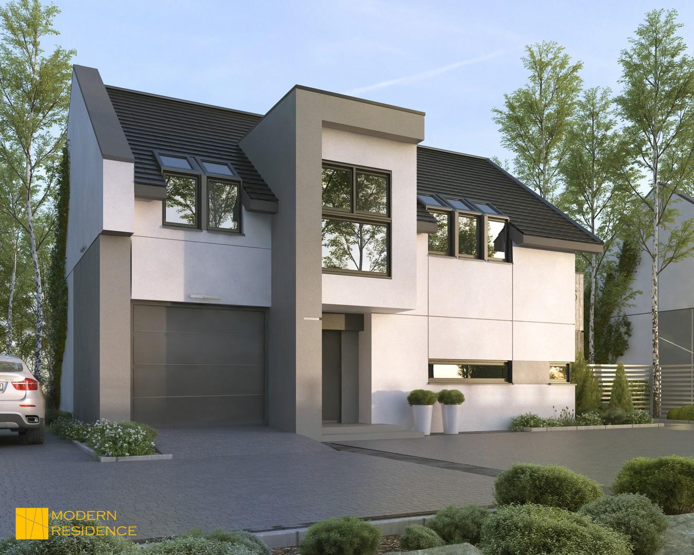 nowy dom bolechowice widok